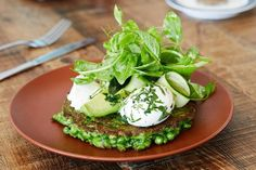 This dish courtesy of Bondi institution is so fresh and tasty a start to the morning that even actor Will Smith has proven a fan. The green-laden breakfast option is best served oceanside.