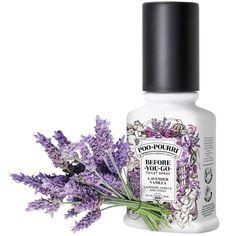 Lavender Vanilla Toi