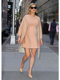 In New York City.   - MarieClaire.com