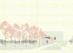 12 maneras de representar atmósferas arquitectónicas usando collage,Proyecto: Villa 69. Imagen Courtesía de DRDH Architects