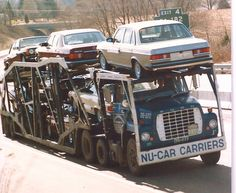 NU CAR, Mercedes load by PAcarhauler, via Flickr