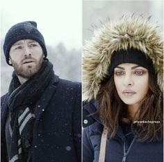 Ryan and Alex. Quantico #Ralex (credit to the owner)