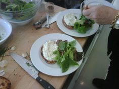Homemade Fresh Ricotta Cheese Compliments of Barefoot Contessa. Super ...