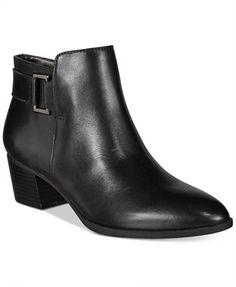 Alfani Women's Adisonn Ankle Booties, Only at Macy's   macys.com