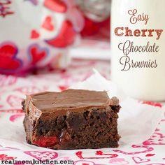 Easy Cherry Chocolat