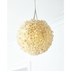 Newlyn Capiz 1-Light Pendant ($365) ❤ liked on Polyvore featuring home, lighting, ceiling lights, natural, handmade lamps, capiz hanging lamp, chain lamp, painted lamp and capiz shell hanging lamp