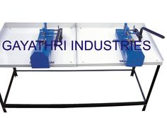 Hand Operated Shelling Mechine  http://www.cashewmachine.in/cashew-nut-shelling-system.html