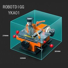 mo100 semi automatic split vision smt manual pick and place for rh pinterest com