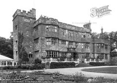 Caverswall Castle Stoke On Trent, Local History, Pond, Buildings, The Past, Old Things, Louvre, Pottery, Architecture