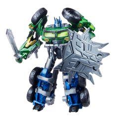 Beast Hunters Cyberverse Commander Optimus Prime