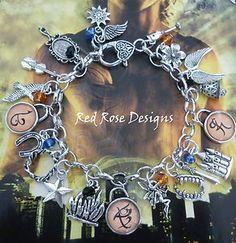 Beautiful mortal instruments bracelet
