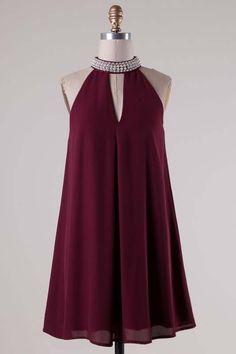 Wine and Dine Dress