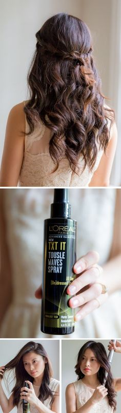 Tousled Waves Tutorial
