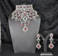 Image result for diamond jewellery sets