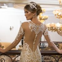 "Naama & Anat Bridal 2018 ""The Star In You"" Collection"