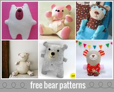 The Six Weeks of Love for Softies contest over at Sew Mama Sew is in full swing. Take a look at all of the entries that have been submitted so far. The contest is running through April 5 so there's still time to whip up a softie (or three!) and enter to win. Categories include:... Read More »