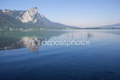 #Lake #Mondsee #Dragonwall @depositphotos #depositphotos #nature #landsacpe #austria #salzkammergut #travel #holidays #vacation #sightseeing #leisure #outdoor #mountains #season #summer #panorama #view #wonderful #beautiful #bluesky #stock #photo #portfolio #download #hires #royaltyfree