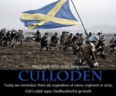 "On the anniversary of Culloden these clansmen will never be forgotten and the aftermath of the Duke of Cumberland ""The Butcher"" who gave the order ""No Quarter"". Culloden is in the hearts of all highlanders and we remember April Sam Heughan Outlander, Outlander Book, Scottish Clans, Scottish Highlands, Scottish Warrior, Diana Gabaldon Outlander Series, Outlander Season 1, Fangirl, Great Love Stories"