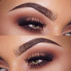 Eye Makeup Tips.Smokey Eye Makeup Tips - For a Catchy and Impressive Look Gorgeous Makeup, Pretty Makeup, Love Makeup, Makeup Inspo, Makeup Ideas, Makeup Tips, Unique Makeup, Makeup Geek, Makeup Tutorials