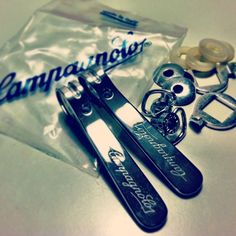 Campy Triomphe Shifters NOS