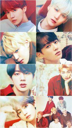 BTS x Nonno Magazine wallpaper ♡