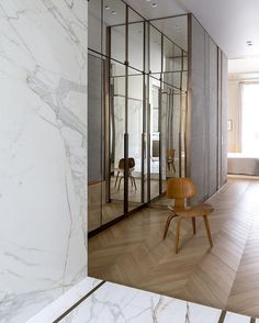 Apartment Trocadero by Rodolphe Parente