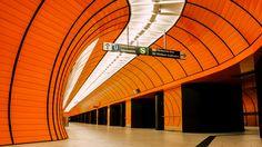 """Follow the Light - Munich Underground Series - Marienplatz be a friend on <a href=""""https://www.facebook.com/mario.rudolph.9"""">FACEBOOK</a>"""