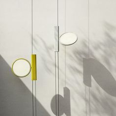 OK Modern Pendant Lamp designed by Konstantin Grcic @FLOSusa #lighting #FLOS