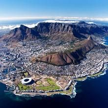 Cape Town High Angle 1 by Johan Dempers.