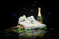 The Air Jordan 8 Championship Pack Champagne Drops This Weekend http://SneakersCartel.com #sneakers #shoes #kicks #jordan #lebron #nba #nike #adidas #reebok #airjordan #sneakerhead #fashion #sneakerscartel