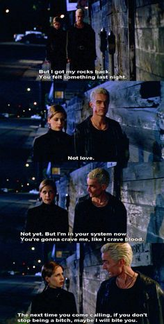 I make screencaps and gifs of scenes from the show, by request, so ask away if you want anything. Spike Buffy, Buffy The Vampire Slayer, Cordelia Chase, Myths & Monsters, Buffy Summers, Michelle Trachtenberg, Tv Show Quotes, Sarah Michelle Gellar, Great Tv Shows