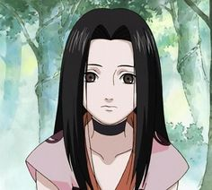 #Haku - #Naruto GIF. On of Strongest Women in this series