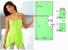 Fashion & Sewing Tips: BLOUSE CUT AND EASY TO DO
