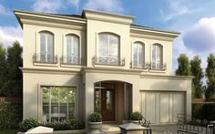 The Bordeaux Home - Browse Customisation Options | Metricon