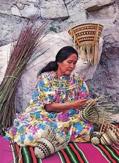 Western Apache Basketmaker