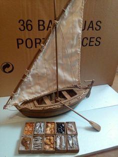 Modelos 3d, Miniature Houses, Kraken, Boat Building, Model Ships, Xmas Crafts, Diorama, Wooden Toys, Nativity