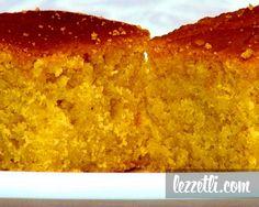 Mısır Ekmeği - Corn Bread