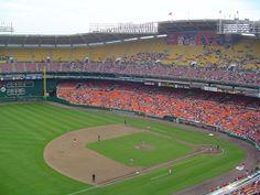 RFK Stadium. Old Washington Nationals Stadium