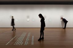 """Installation view, """"The Art of Scent 1889–2012"""" at the Museum of Arts and Design (photo by Brad Farwell)"""