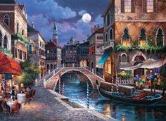 Venedik Sokakları II, James Lee (1000 parça puzzle) Anatolian puzzle 34,90 TL 33,85 TL (%3.00 havale indirimi)