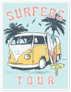 Surfers Tour