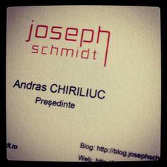 Joseph Schmidt. #josephschmidtassociation