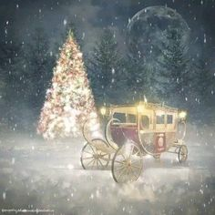 ❄ 20 Magical, Snowy, Animated Christmas Scenes To Start Getting You In The Holiday Mood — Style Estate Merry Christmas Animation, Merry Christmas Wallpaper, Merry Christmas Pictures, Christmas Scenery, Merry Christmas Images, Beautiful Christmas Trees, Christmas Art, Vintage Merry Christmas, Animated Christmas Pictures