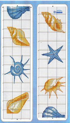 View album on Yandex. Cross Stitch Sea, Cross Stitch Books, Cross Stitch Bookmarks, Cross Stitch Borders, Cross Stitch Alphabet, Cross Stitch Designs, Cross Stitching, Cross Stitch Embroidery, Embroidery Patterns