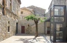 Vallabrix - ancien château