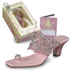 springtime romance just the right shoe