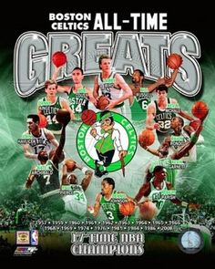 Boston Celtics All Time Greats Composite Photo Print (8 x 10) The Poster Corp http://www.amazon.com/dp/B007A4A4IW/ref=cm_sw_r_pi_dp_4TFRub0J80QK1
