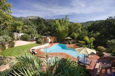 Take a Dip in Santa Barbara!  #vacationrental