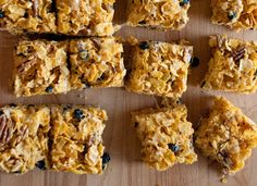 Cereal Bar Recipes: Treats That Go Beyond Rice Krispies (PHOTOS)