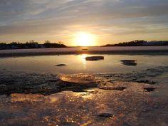 Februar starter på smuk vis i Danmark